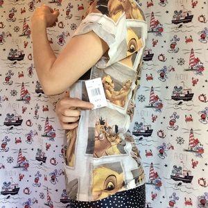 Disney Tops - Disney Lion King New T-Shirt Simba Pumba Timone